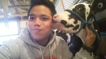 Meet CAEP Horticulture Trainee, John Irvin Managaytay from the Philippines