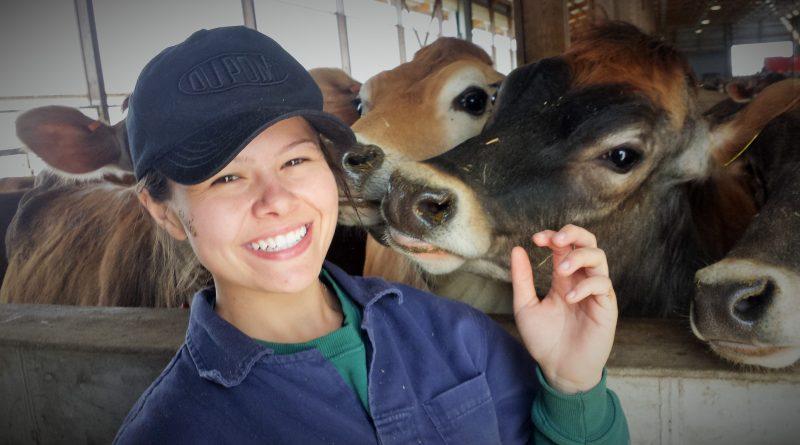 Meet Agriculture Trainee  Viviann Yndiana Einsfeld