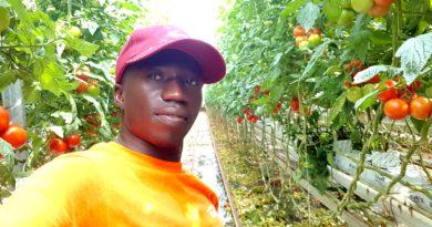 Meet Kamya Micheal Keefa from Uganda