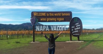 Meet CAEP Enology and Cultural Exchange Participant Eugenia Paco