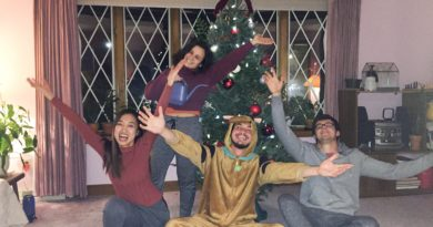 Spending Christmas Abroad-CAEP Trainees and Interns Share How They Celebrated The Holiday