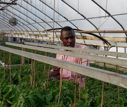 From Uganda to Wisconsin, Meet Norman Okello