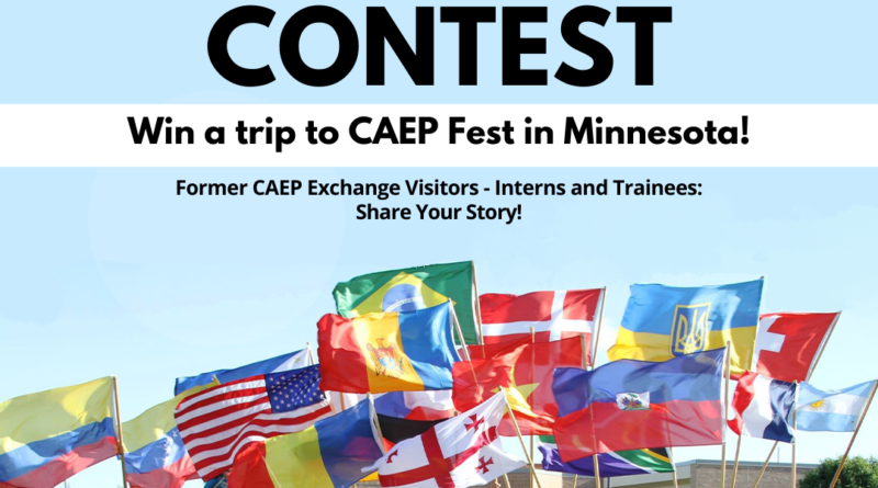 CAEP Alumni Contest: Where Are They Now?