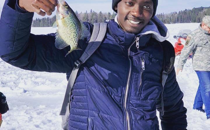 From Kenya to Minnesota: Meet Victor Boro