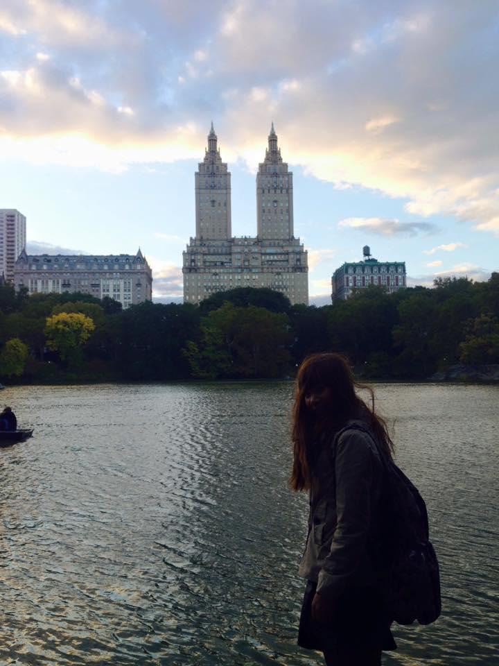 Hien in New York City
