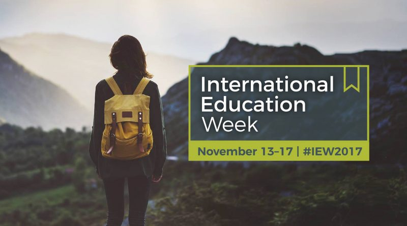 International Education Week: A Note From Our Coordinators