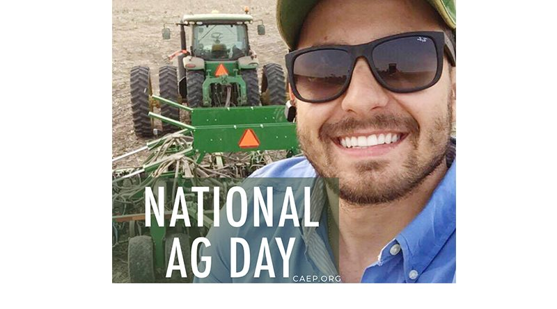 CAEP Celebrates National Ag Day 2018