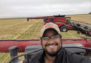 Custom Combining in Small-Town America with Brazilian Exchange Visitor Jullian Rodolfo